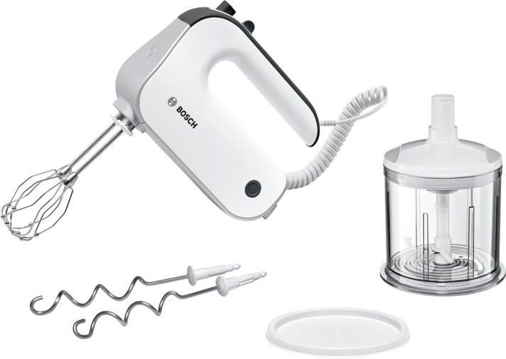 Bosch Handrührer Styline 575W Weiß