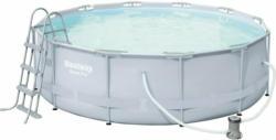Bestway Stahlrahmen-Pool Steel Pro Ø 366 cm x 100 cm Rund