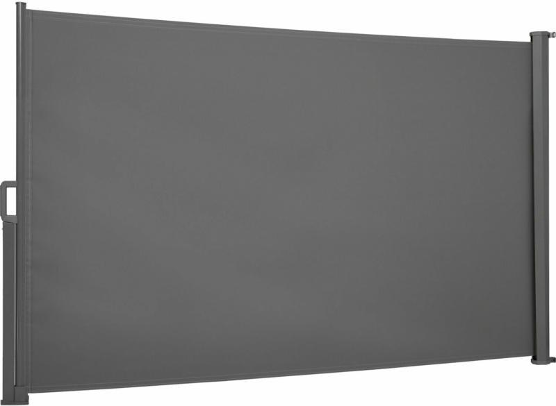 Seitenmarkise Livingston 300 cm x 150 cm Anthrazit