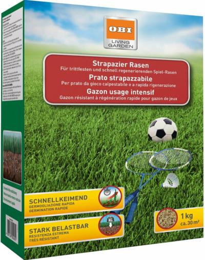 OBI Strapazier-Rasen 1 kg