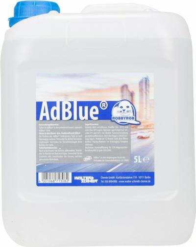 Robbyrob AdBlue® 5 l Kanister mit Einfüllschlauch