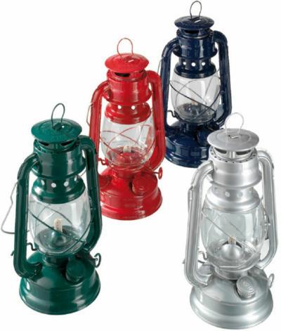 Happy People Petroleum-Lampe