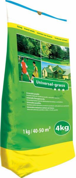 Universal-Rasensamen 4 kg