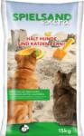 OBI Spielsand Extra 15 kg/Sack mit abweisenden Duftstoffen für Hund und Katze - bis 31.05.2021