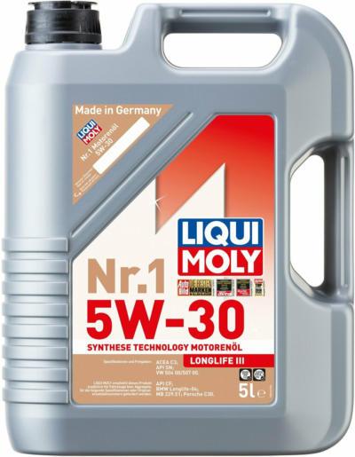 Liqui Moly Nr.1 Motorenöl 5W-30 5 l