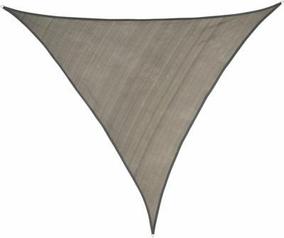 Sonnensegel Sun City Dreieck HDPE 360 cm x 360 cm x 360 cm Anthrazit