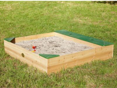 Axi Sandbox Amy mit Speicherplatz 115 cm x 115 cm