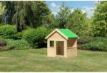 OBI Kinderhaus Jim 150 cm x 125 cm x 113 cm Fichte Natur - bis 31.05.2021