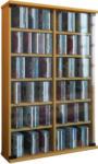 mömax Wels - Ihr Trendmöbelhaus in Wels CD-Regal in Buchefarbe 'Roma B:60 CM'