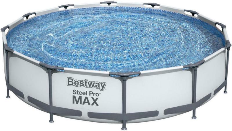 Pool SET Steel PRO MAX 56416