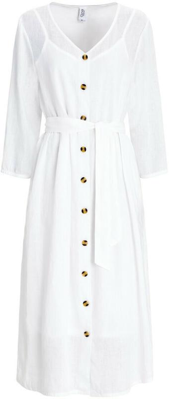 Damen Kleid aus Leinen (Nur online)