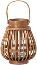 Laterne aus Bambus (Nur online)