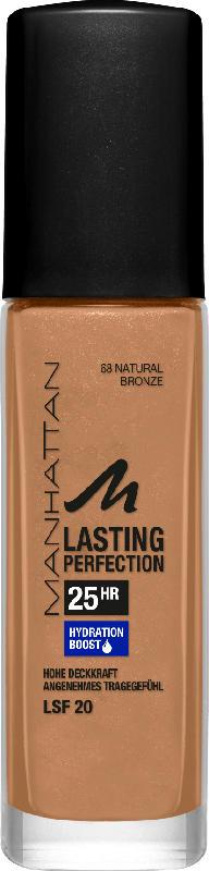 MANHATTAN Cosmetics Make-up Lasting Perfection Foundation Natural Bronze 68