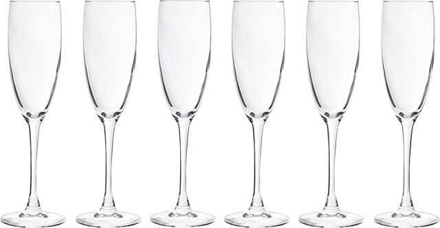 Gläser-Set Champagnergläser