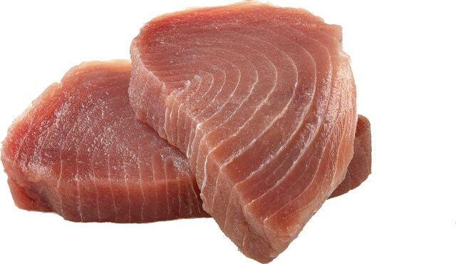 Thunfisch-Steaks
