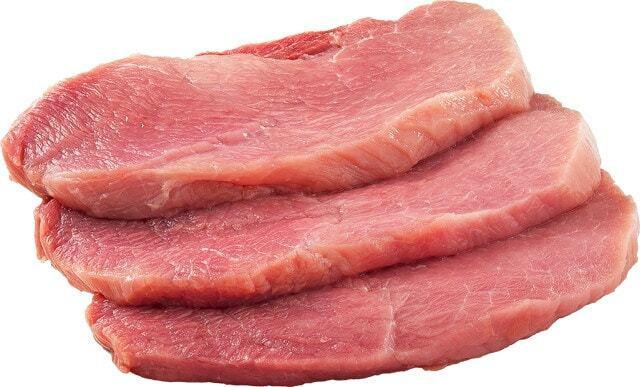 Zarte Schweineschnitzel