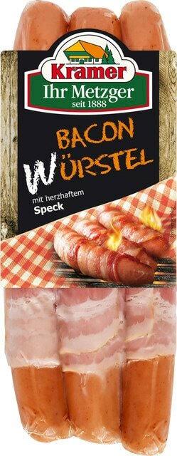 Kramer Bacon Würstel