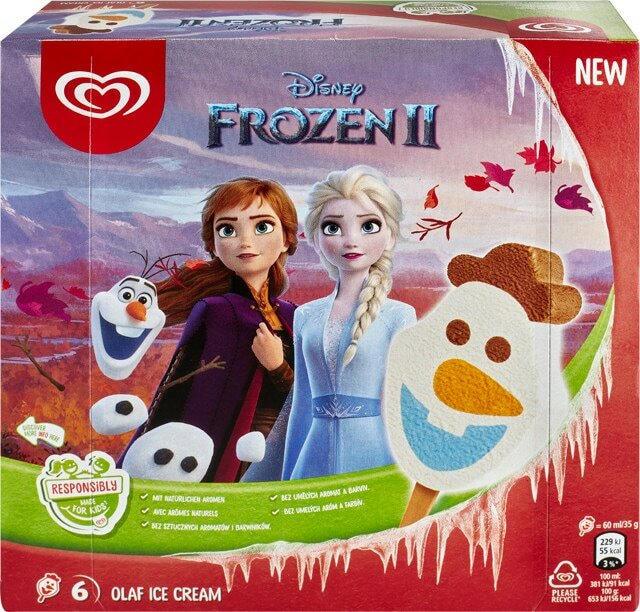 Langnese Disney Eis