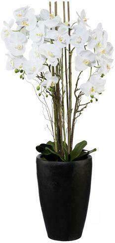 Kunstpflanze Orchidee ca. 120cm