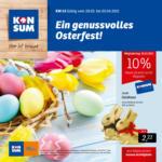 Konsum Dresden Wöchentliche Angebote - bis 03.04.2021