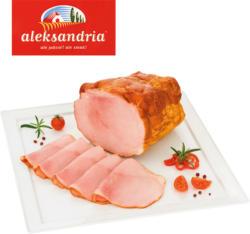 Schweinefleisch, geräuchert und gegart