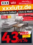XXXLutz dodenhof Posthausen - Ihr Möbelhaus bei Bremen XXXLutz Wir sind für Sie da! - bis 04.04.2021