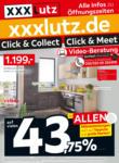 XXXLutz - Ihr Möbelhaus in Braunschweig XXXLutz Wir sind für Sie da! - bis 25.04.2021