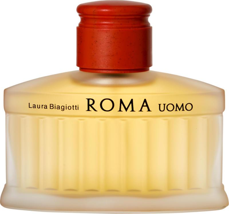 Laura Biagiotti, Roma Uomo, Eau de Toilette, Vapo, 125 ml