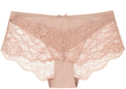 Damen Panty aus Spitze und Mikrofaser (Nur online)