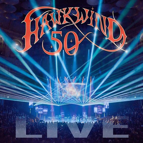 Hawkwind - 50 Live [Vinyl]