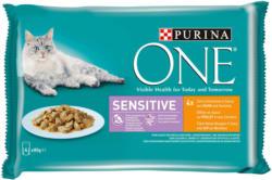 Purina ONE Sensitive mit Huhn & Karotten 12x4x85g