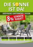 Möbelland Hochtaunus 8%* Sonnenrabatt bei Möbelland sichern! - bis 11.04.2021