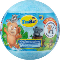 SauBär Badeüberraschung
