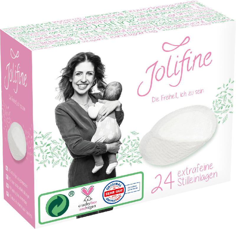 Jolifine Stilleinlagen extrafein
