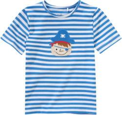Jungen T-Shirt mit Piraten-Applikation (Nur online)
