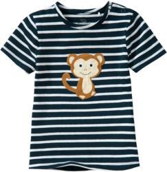 Baby T-Shirt mit Affen-Applikation (Nur online)