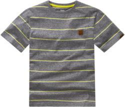 Jungen T-Shirt mit Badge (Nur online)