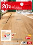 XXXLutz St. Florian - Ihr Möbelhaus in Sankt Florian XXXLutz Flugblatt - Vinylböden - bis 24.04.2021