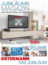 Möbel Ostermann: Jubiläums-Magazin!