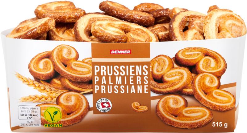 Denner Prussiens, 515 g