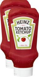 Heinz Tomato Ketchup, 2 x 570 g