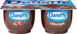 Danone Danette Crème Chocolat, 4 x 125 g