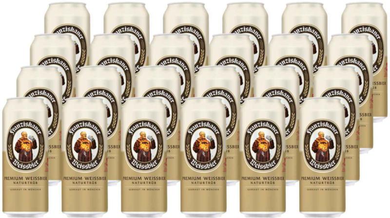 Birra Franziskaner  24 x 50 cl -