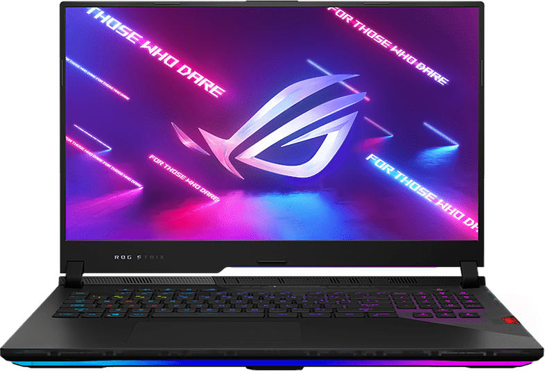 "Gaming Notebook ROG Strix SCAR G733QR-HG014T, R9-5900HX, 32GB/1TB, RTX3070, 17.3"" FHD 300Hz, Schwarz"