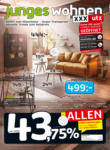 XXXLutz Junges Wohnen - bis 14.04.2021