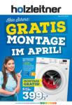 Holzleitner Angebote - bis 30.04.2021