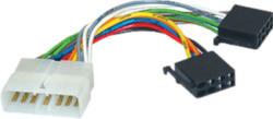 AIV Adaptateur de câble ISO - Câble d'adaptateur (Noir)