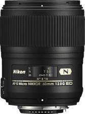 NIKON AF-S Micro NIKKOR 60mm f/2.8G ED - Objectif à focale fixe