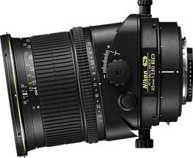NIKON PC-E Micro NIKKOR 45mm f/2.8D ED - Objectif à focale fixe
