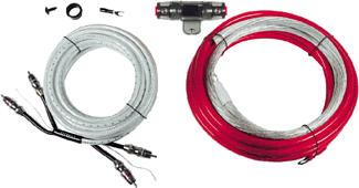 HIFONICS PREMIUM KABELKIT 25 mm² HF25WK - Câble de haut-parleur pour voiture